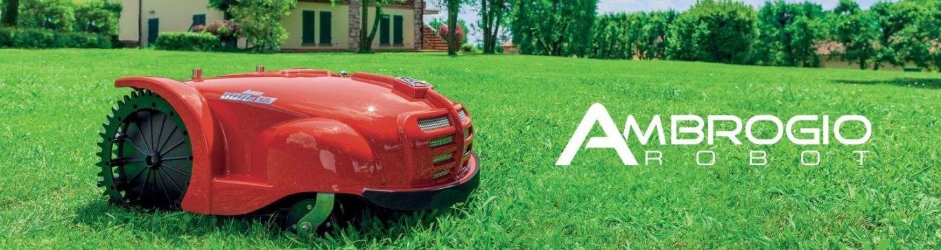grass cutter robot