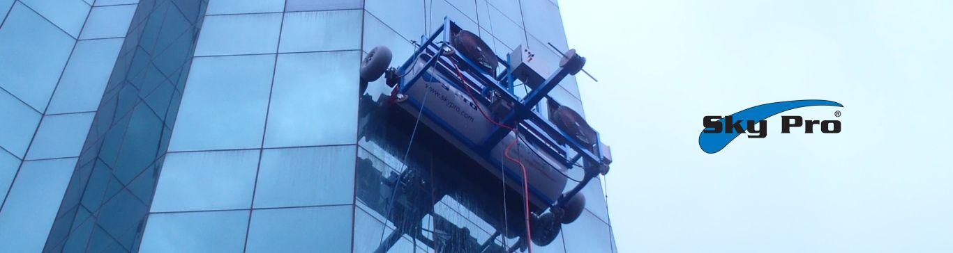 palnpaul skypro facade cleaner robot